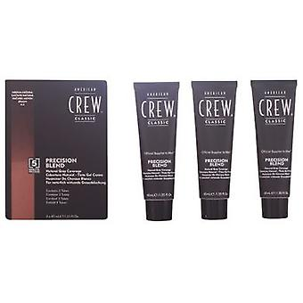 American Crew Precision Blend Medium Natural 4-5 40Ml (Hair care , Dyes)
