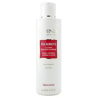 Microbiotic Shine Control Toning Lotion (For Oily Skin) - 200ml/6.7oz