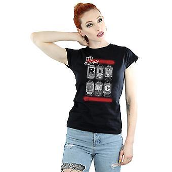 Run DMC Women's Spray Cans T-Shirt
