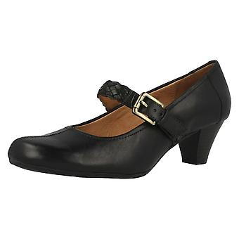 Mesdames Clarks Mary Jane chaussures Fearne rosée