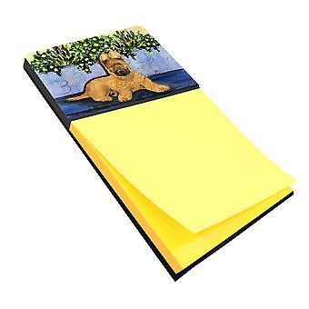 Briard Refiillable Sticky Note Holder or Postit Note Dispenser
