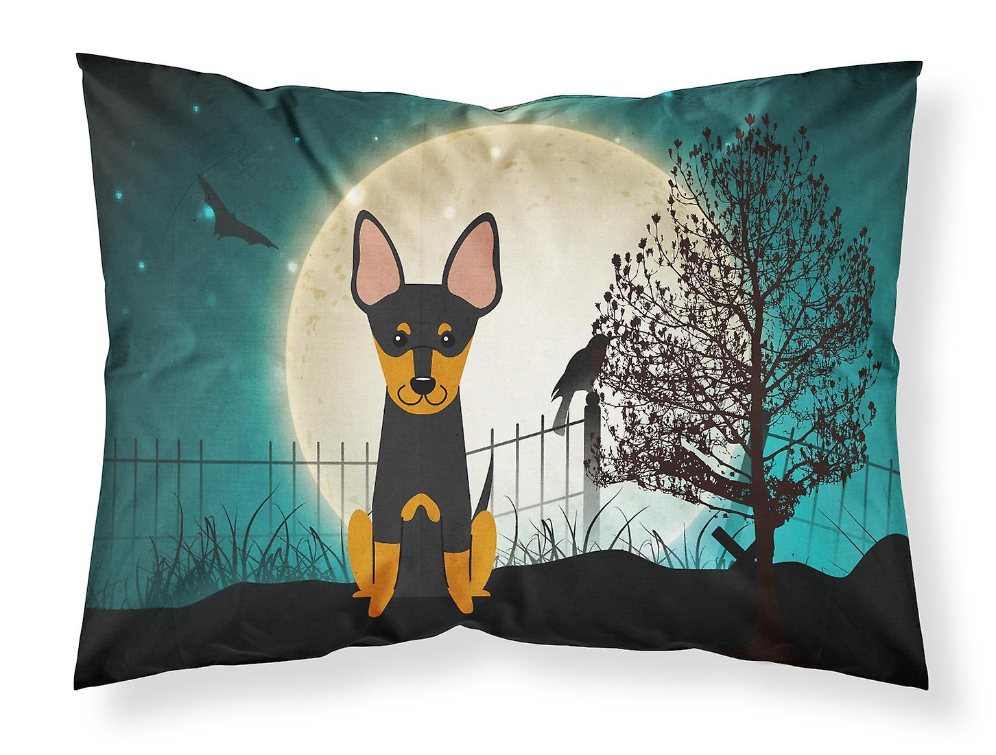 Effrayant Halloween Taie Terrier D'oreiller Standard English Tissu Toy mwN80vn