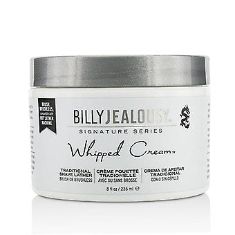 Billy Jealousy Signature Series Whipped Cream Traditional Shave Lather - 236ml/8oz