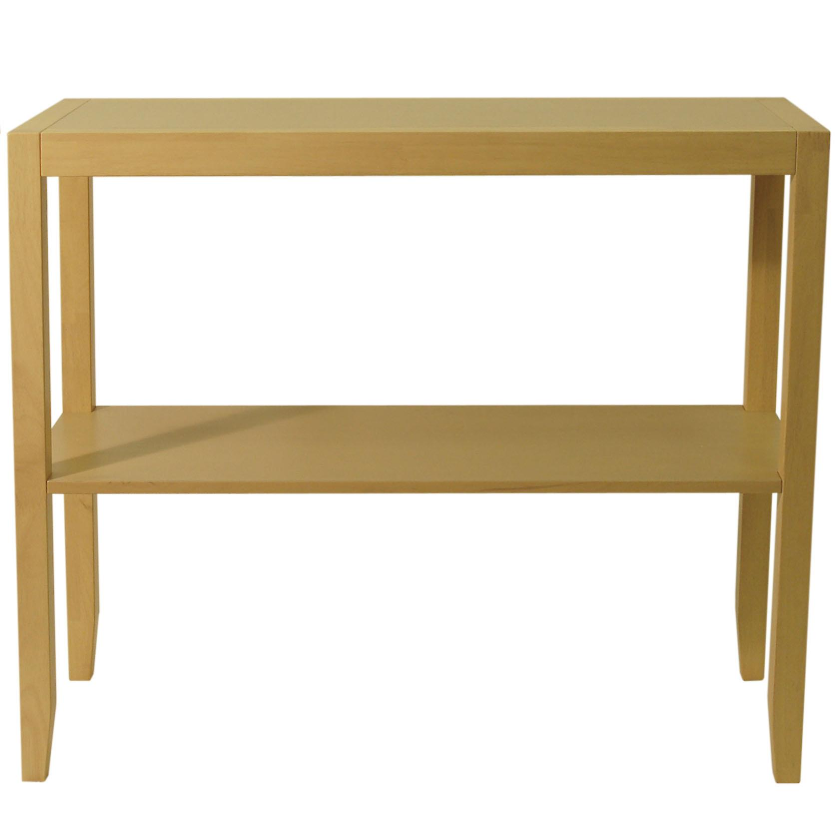 Anywhere - Solid hout Console / Side Table - natuurlijke
