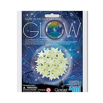 60 Glow In The Dark Stars | Outer Space Crafts