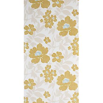 Blendworth White Wallpaper Roll - Paper Trail Bayswater Design - Colour: BL-0901