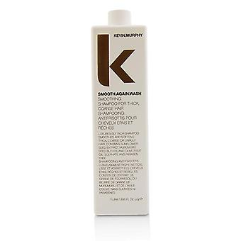 Kevin.Murphy Smooth.Again.Wash (Smoothing Shampoo - For tykke grove hår) - 1000ml/33.8 oz