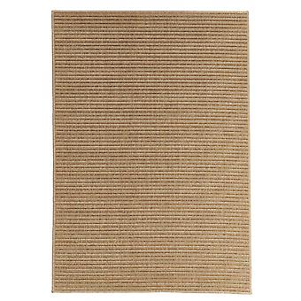 In - and outdoor carpet balcony / lounge of natural plain sisal look 160 x 230 cm