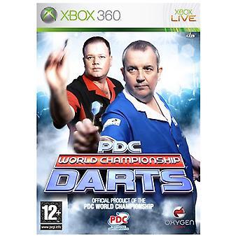 PDC World Championship Darts 2008 (Xbox 360)