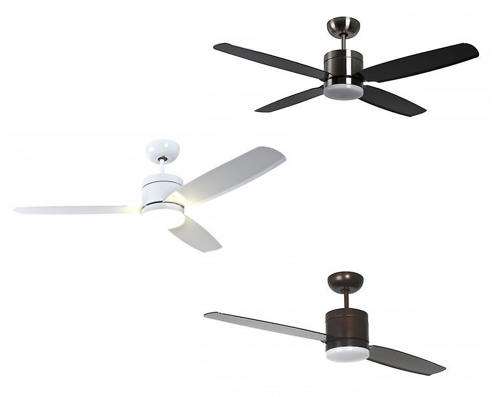 Ventilateur de plafond innovateur économiseuse d& 039;énergie Turno avec lumière LED
