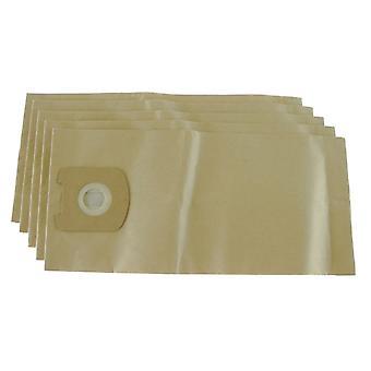 Argos VU201 aspirador sacos de poeira de papel