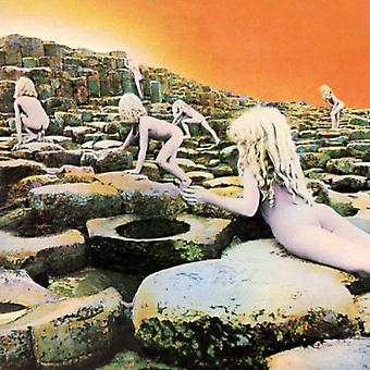 Led Zeppelin Fridge Magnet Houses of the Holy new Official 76mm x 76mm