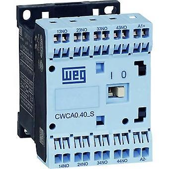 Contactor 1 pc(s) CWCA0-40-00D24S WEG 4 makers