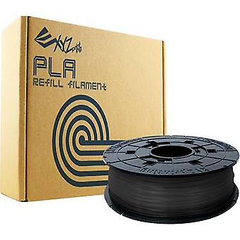 Filament XYZprinting PLA 1.75 mm Black 600 g Refill