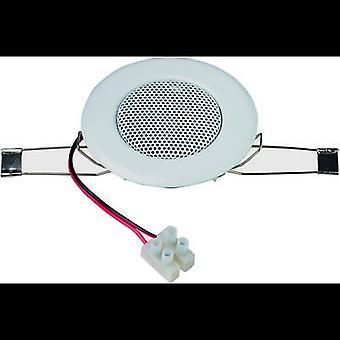 Flush mount speaker Visaton DL-5 5 W 8 Ω White