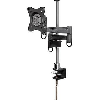 Goobay ScreenScope 1x Monitor desk mount 33,0 cm (13) - 68,6 cm (27) Swivelling/tiltable
