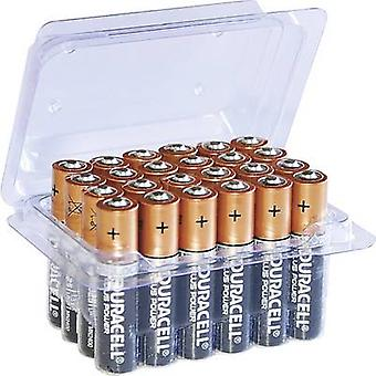 AAA battery Alkali-manganese Duracell Plus Power LR03 Box