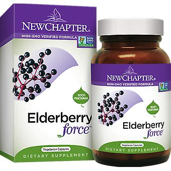 New Chapter Elderberry Force VCaps 30 Ct