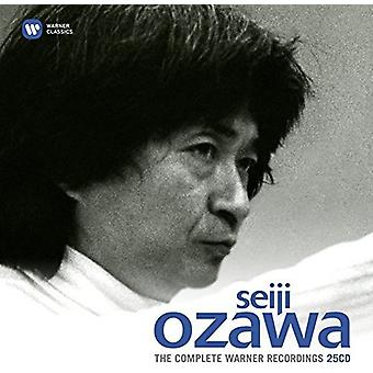 Seiji Ozawa - Seiji Ozawa: Complete Warner Recordings [CD] USA import