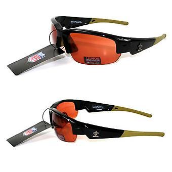 Santos de Nueva Orleans NFL dinastía deporte gafas de sol