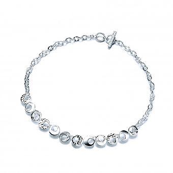 Cavendish franska Sterling Silver Lunar halsband