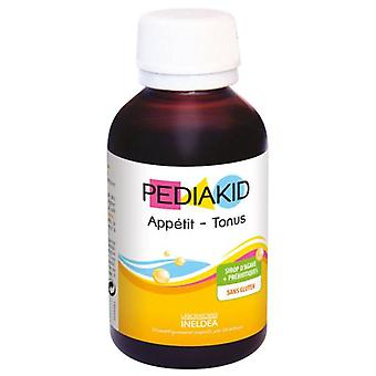 Ineldea Syrup for the Appetite 125 ml (Childhood , Healthy diet , Children's Supplement)