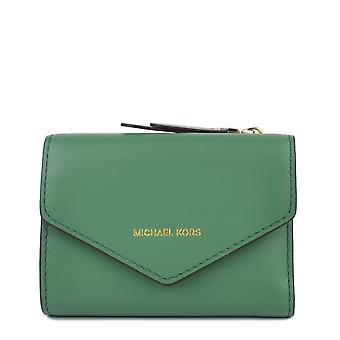 MICHAEL by Michael Kors Blakely Pine Green Small Card Wallet
