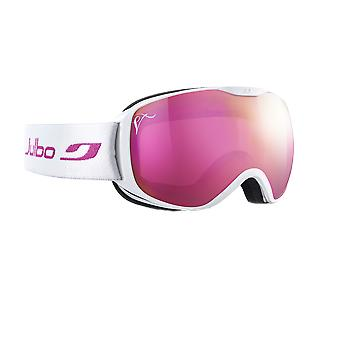 Julbo Pioneer White/Pink Rose Flash