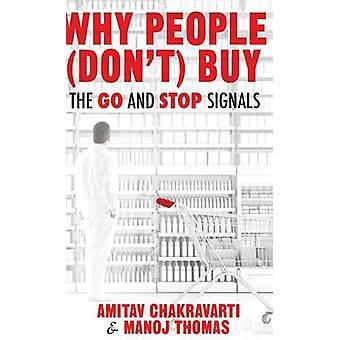 Warum Menschen nicht kaufen - Go und Stop Signale von Amitav Chakravarti-