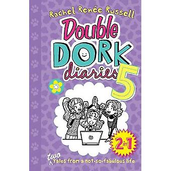 Double Dork Diaries #5 - Drama Queen and Puppy Love by Double Dork Dia