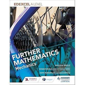 Edexcel A niveau yderligere matematik mekanik af Jean-Paul Muscat - 9