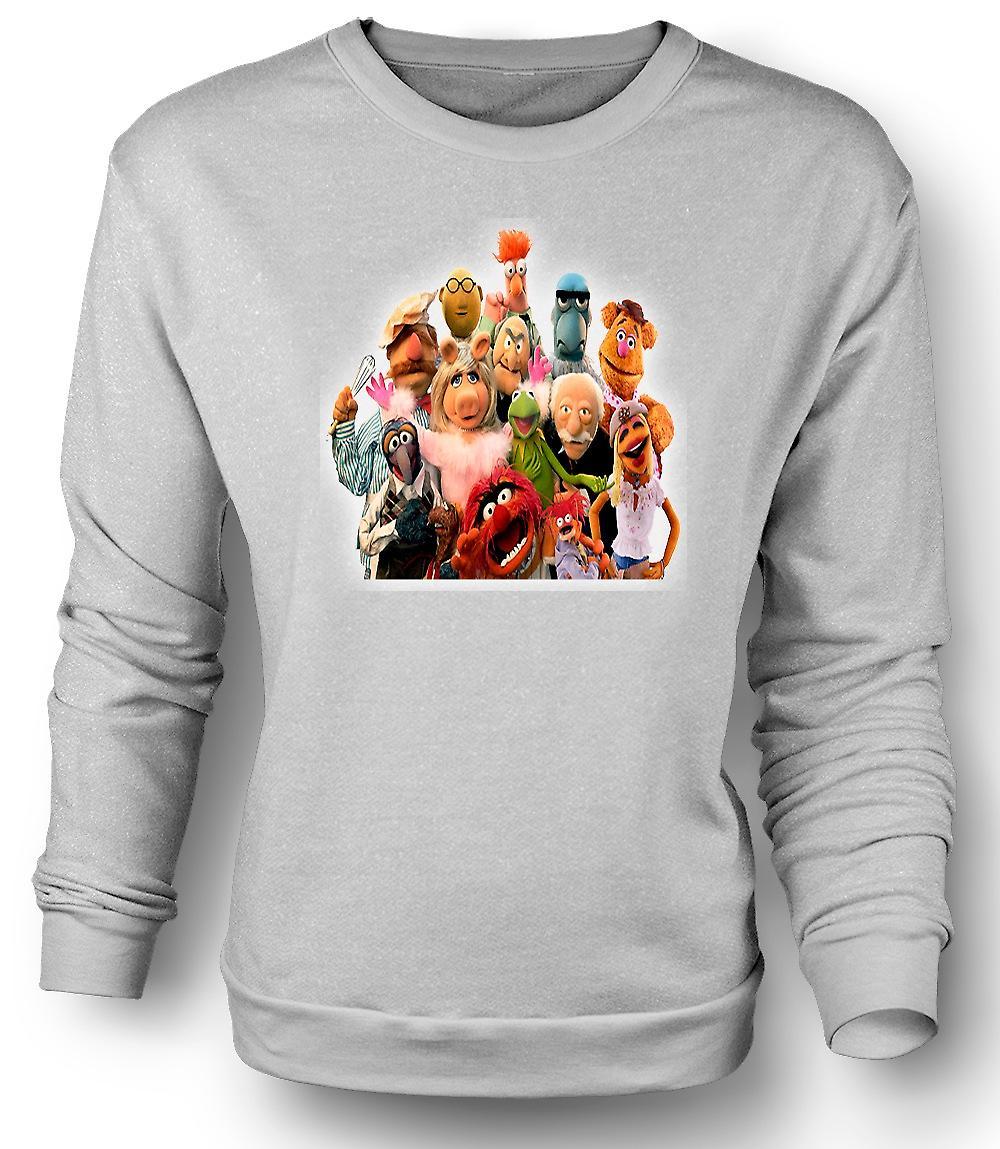 Mens Sweatshirt herr Spock - Star Trek