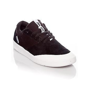 Supra Black-White Shifter Shoe