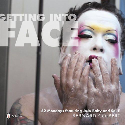 Getting Into Face  52 Mondays Featuring Jojo Baby and Sal-E