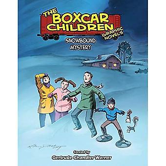 Insnöade Mystery (Boxcar barn grafiska romaner (Paperback onumrerade))