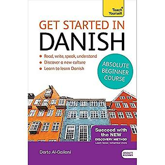 Get Started in Danish Absolute Beginner Course: (Book and audio support) The essential introduction to reading...