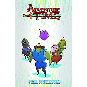 Adventure Time - Pixel prinsessor