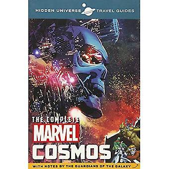 Guide de voyage univers caché - l'univers Marvel complet