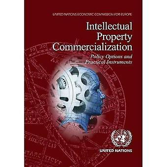 Commercializzazione di proprietà intellettuale