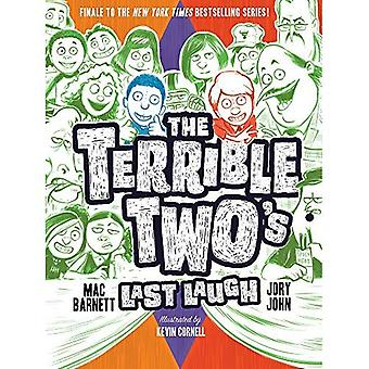 The Terrible Two's Last Laugh (The Terrible Two)
