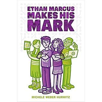 Ethan Marcus hinterlässt seine Spuren