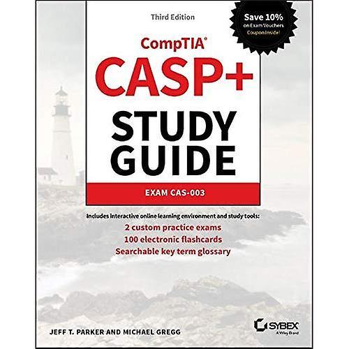 CASP+ CompTIA Advanced Security Practitioner Study Guide  Exam CAS-003