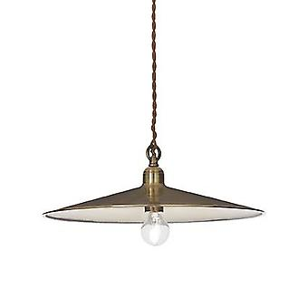 Ideal Lux - Cantina Antique Brass Large Pendant IDL112701