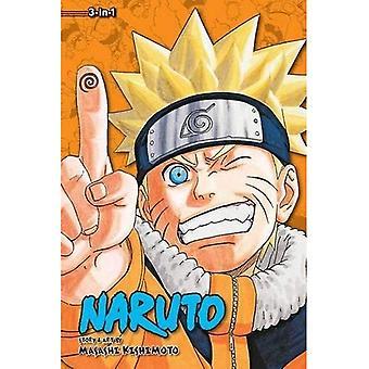 NARUTO 3 em 1 TP VOL 09 (Naruto (edição 3-em-1))