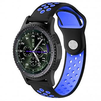 Ebn sports armband Samsung Gear S3 black/blue