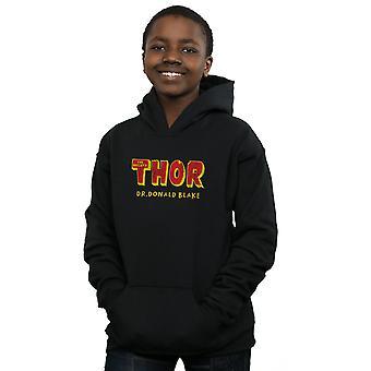 Marvel Boys Thor AKA Dr Donald Blake Hoodie
