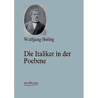 Italiker in der Poebene door Helbig & Wolfgang sterven