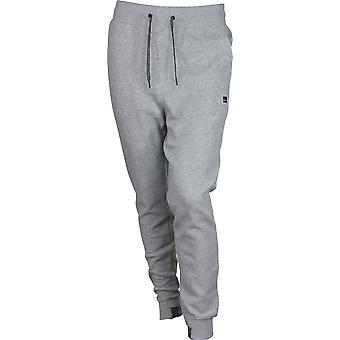 Quiksilver Mens Quikbond Fleece Pants - Light Gray Heather