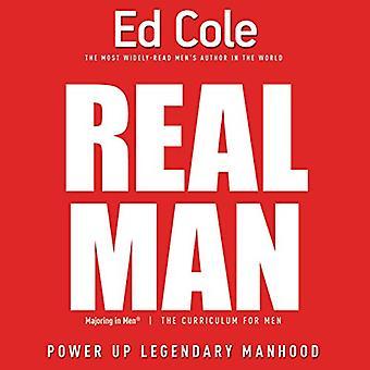 Real Man Workbook: Power Up Legendary Manhood