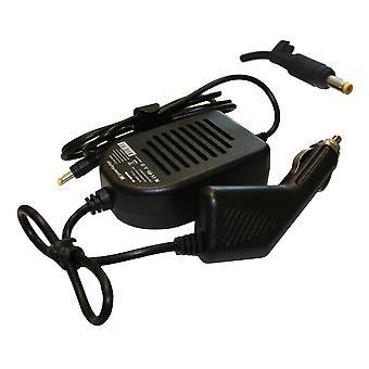 Compaq Presario M2272TU notebook compatibile alimentazione DC adattatore caricabatteria da auto